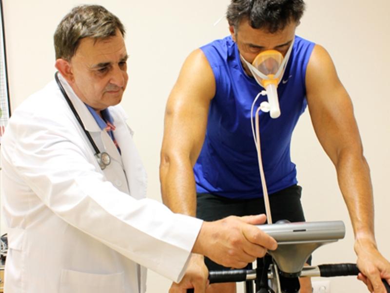 Test de esfuerzo en Mediterranean Health Care